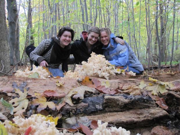 Martina, Signe and Lidiya